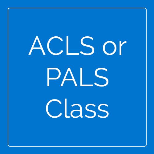 ACLS-PALS